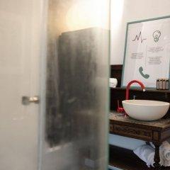 Отель Klasyczno Nowoczesny Loft Познань ванная