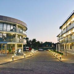 Гостиница Marine Palace парковка