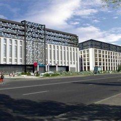 Гостиница Hilton Garden Inn Astana Казахстан, Нур-Султан - 1 отзыв об отеле, цены и фото номеров - забронировать гостиницу Hilton Garden Inn Astana онлайн фото 2