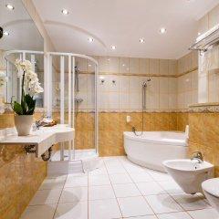 Отель Boss Польша, Варшава - 3 отзыва об отеле, цены и фото номеров - забронировать отель Boss онлайн ванная