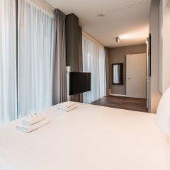 Отель NDSM Serviced Apartments Нидерланды, Амстердам - отзывы, цены и фото номеров - забронировать отель NDSM Serviced Apartments онлайн комната для гостей фото 4