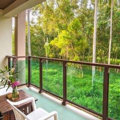 Отель Saladan Beach Resort Таиланд, Ланта - отзывы, цены и фото номеров - забронировать отель Saladan Beach Resort онлайн балкон