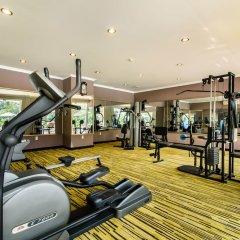 Huong Giang Hotel Resort and Spa фитнесс-зал фото 3