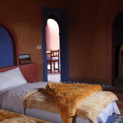 Отель Riad Aicha Марокко, Мерзуга - отзывы, цены и фото номеров - забронировать отель Riad Aicha онлайн комната для гостей фото 4