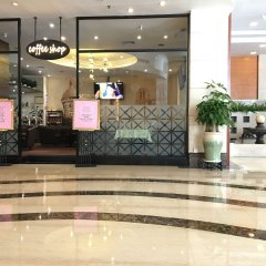 Отель Shenzhen Kaili Hotel Китай, Шэньчжэнь - отзывы, цены и фото номеров - забронировать отель Shenzhen Kaili Hotel онлайн интерьер отеля фото 2