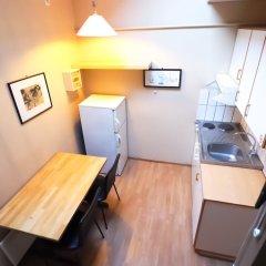 Отель Bergen Budget Aparthotel Норвегия, Берген - отзывы, цены и фото номеров - забронировать отель Bergen Budget Aparthotel онлайн комната для гостей фото 5