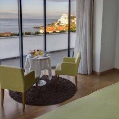 Отель The Lince Madeira Lido Atlantic Great Hotel Португалия, Фуншал - 1 отзыв об отеле, цены и фото номеров - забронировать отель The Lince Madeira Lido Atlantic Great Hotel онлайн комната для гостей фото 4