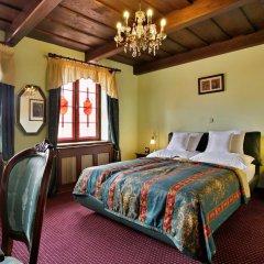 Отель U Pava Прага комната для гостей фото 2