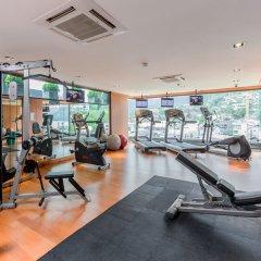 Отель The Charm Resort Phuket Пхукет фитнесс-зал фото 4