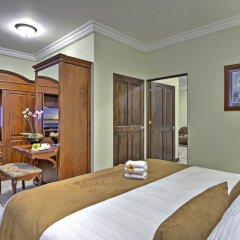 Casa Conde Hotel & Suites комната для гостей фото 5