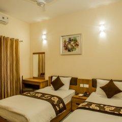 Отель Mahadev Hotel Непал, Катманду - отзывы, цены и фото номеров - забронировать отель Mahadev Hotel онлайн комната для гостей фото 4