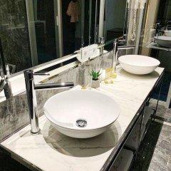 Гостиница Парк Отель Украина, Днепр - отзывы, цены и фото номеров - забронировать гостиницу Парк Отель онлайн ванная