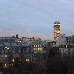 Отель Villa Saxe Eiffel балкон