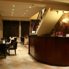 Отель Bizev Hotel Болгария, Банско - отзывы, цены и фото номеров - забронировать отель Bizev Hotel онлайн интерьер отеля фото 3