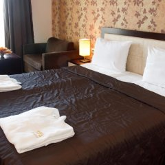Отель Saint Ivan Rilski Hotel & Apartments Болгария, Банско - отзывы, цены и фото номеров - забронировать отель Saint Ivan Rilski Hotel & Apartments онлайн комната для гостей фото 2