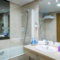 Отель TRYP Jerez Hotel Испания, Херес-де-ла-Фронтера - отзывы, цены и фото номеров - забронировать отель TRYP Jerez Hotel онлайн ванная