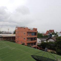 Отель S.E.T Thanmongkol Residence балкон