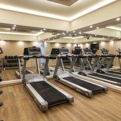 Athens Avenue Hotel фитнесс-зал
