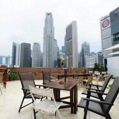 Отель ZEN Rooms Clarke Quay питание фото 2