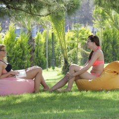 Отель Heaven Beach Resort & Spa - All Inclusive - Adults Only Сиде фитнесс-зал фото 2