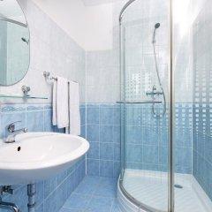Hotel Amalka Страшков ванная