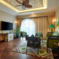 Отель Silk Path Grand Resort & Spa Sapa интерьер отеля фото 3