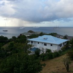 Отель Twilight Villa пляж