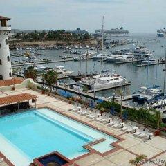 Отель Wyndham Cabo San Lucas Resort Los Cabos бассейн