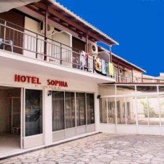 Отель Sophia Hotel Греция, Корфу - отзывы, цены и фото номеров - забронировать отель Sophia Hotel онлайн парковка