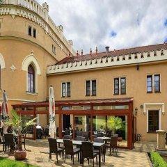 Отель Chateau St. Havel - wellness Hotel Чехия, Прага - отзывы, цены и фото номеров - забронировать отель Chateau St. Havel - wellness Hotel онлайн питание фото 3