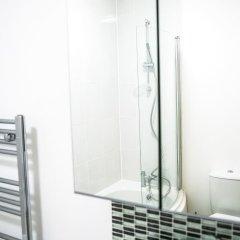 Отель Flat 2, Falcondale House 5 South Cliff Великобритания, Истборн - отзывы, цены и фото номеров - забронировать отель Flat 2, Falcondale House 5 South Cliff онлайн ванная