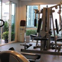 Отель Furamaxclusive Asoke Бангкок фитнесс-зал фото 2
