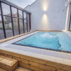 Braavo Spa Hotel бассейн