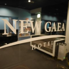 Hotel New Gaea Hakata-eki Minami фитнесс-зал