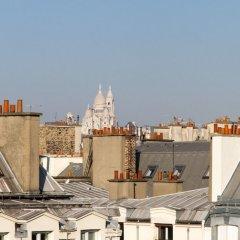 Апартаменты Central Paris - City Views Apartment балкон