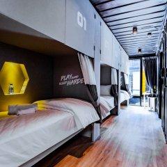 Отель Hivetel Таиланд, Бухта Чалонг - отзывы, цены и фото номеров - забронировать отель Hivetel онлайн комната для гостей фото 2