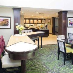 Отель Homewood Suites By Hilton Columbus Polaris Oh Колумбус гостиничный бар
