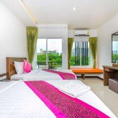 Отель The Three by APK 3* Стандартный номер разные типы кроватей фото 12