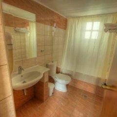 Отель Theatraki Apartments Греция, Кос - отзывы, цены и фото номеров - забронировать отель Theatraki Apartments онлайн ванная