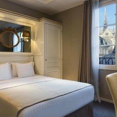 Отель Melia Paris Notre-Dame Франция, Париж - отзывы, цены и фото номеров - забронировать отель Melia Paris Notre-Dame онлайн комната для гостей фото 4