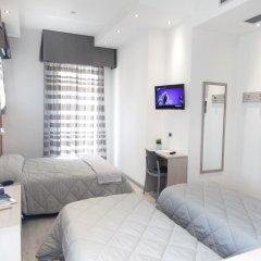 Hotel Gabbiano Римини комната для гостей фото 4