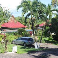 Отель Rio Vista Resort парковка