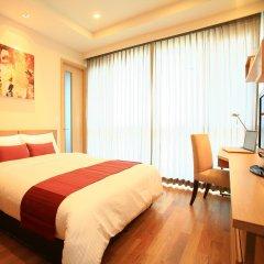 Отель 39 Boulevard Executive Residence комната для гостей