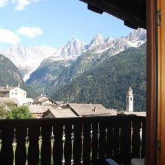 Hotel La Soglina балкон
