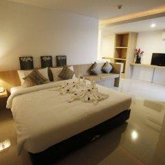Отель Memo Suite Pattaya Таиланд, Паттайя - отзывы, цены и фото номеров - забронировать отель Memo Suite Pattaya онлайн комната для гостей фото 5