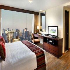 Отель Lohas Residences Sukhumvit Бангкок комната для гостей фото 3