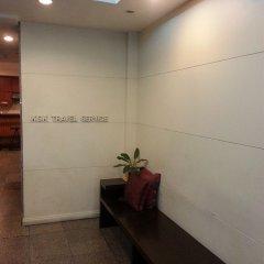 Отель Top Inn Sukhumvit Бангкок сауна