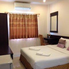 Отель The Cozy House комната для гостей