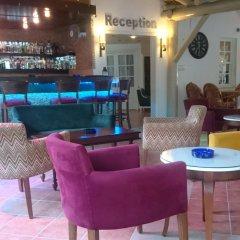 Ata Lagoon Beach Hotel гостиничный бар