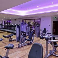 Leonardo Royal Hotel London Tower Bridge фитнесс-зал фото 4